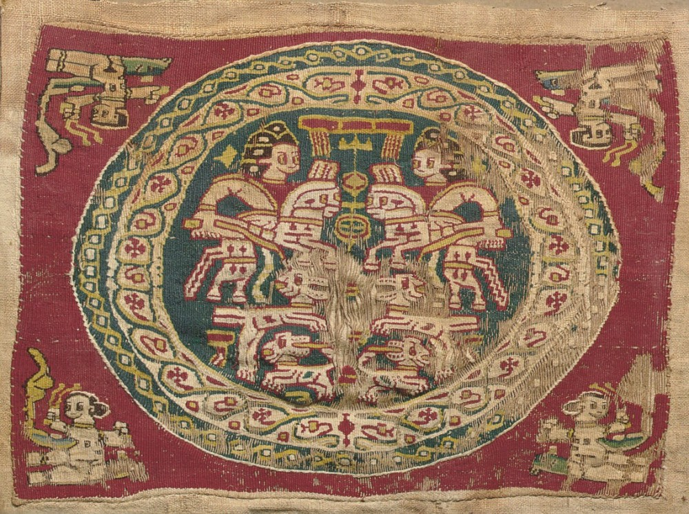 A note on two unpublished Coptic textiles from Belgrade