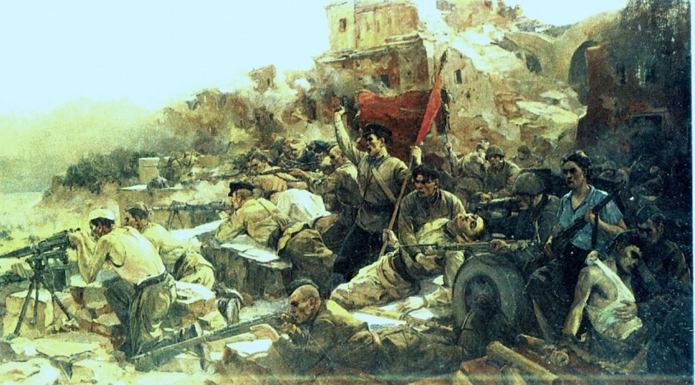 Causes of the Defeat of the Red Army in the Initial Period of the Great Patriotic War