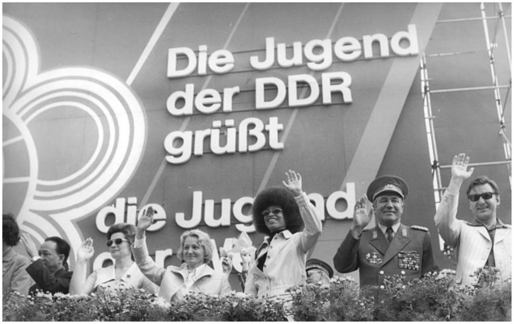 "East Germany's Red Woodstock: The 1973 Festival between the ""Carnivalesque"" and the Everyday"