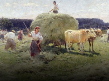 Agricultural issues in Ukraine: the experience of the Ukrainian State in 1918 and in the Modern period