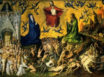 Comparative Analysis of Ukrainian and Russian Tradition of the Last Judgement Image in the 15th-18th centuries