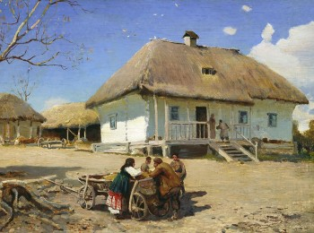 Dwelling as the life basis of Ukrainians