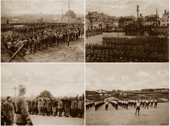 Everydays Life of the Interned Ukrainian Soldiers in the Libereс Camp (Czechoslovakia): Endeavour of Visualization (by Materials of the Central State Archives of Supreme Authorities and Government of Ukraine and Slavonic Library in Prague)