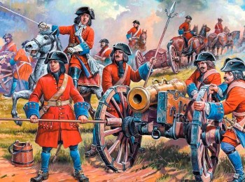 Garrison Artillery in Northwest Russia in the 1710s: Management Features