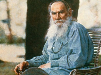 L.N. Tolstoy in Search of Spiritual Sense of Human