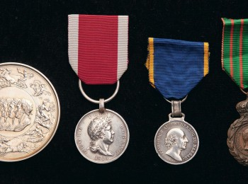 Napoleonic Medals in the Brukenthal Museum's Collection