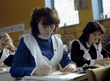 "School and University in Soviet Cinema of ""Perestroika"" (1986–1991)"