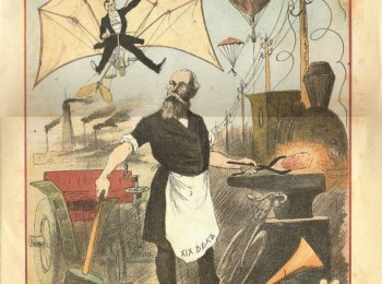 Science and Technology in Satirical Periodicals of the Russian Empire of the 1870s−1910s