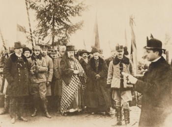 The Bessarabian Question in 1917–1918: the Relations of Romania, Bessarabia and Ukraine