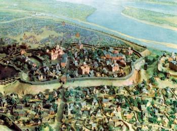 """Petrenko-Tseunova O. (2020). The Status of Capital in the """"Kyiv's Text"""" of the Baroque Epoch. City History, Culture, Society. № 8: 11-23"""