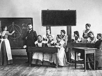 The system of public education in the Russian Empire: myths and reality