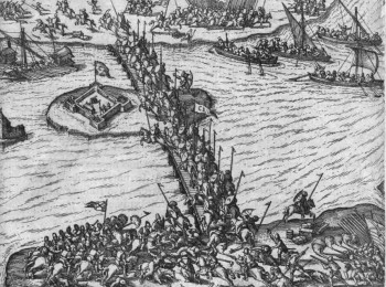The Wallachian Regiments in Army of Charls XII and Peter I in Campaign at 1708–1709 yy.